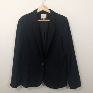 Urban Outfitters Silence + Noise • Black Blazer